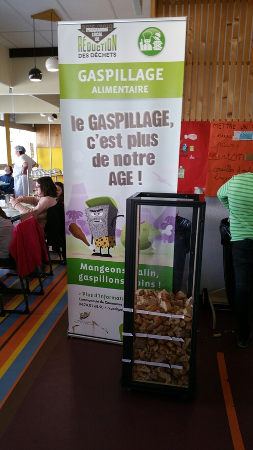"Le ""gaspillomètre"""