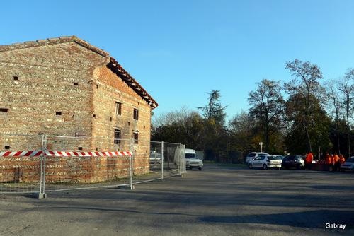 Vieille-Toulouse: la ferme en question!