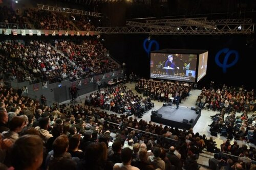 Brest. 3.000 personnes sont venues pour Mélenchon (LT.fr-1/03/2017)