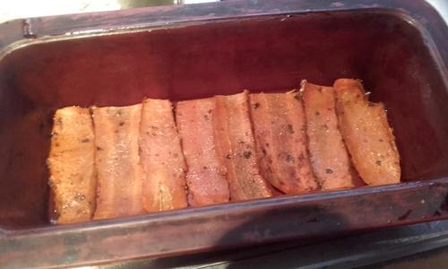 Calendrier de l'Avent #14 Terrine de lentilles corail et carottes {Vegan}