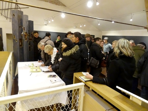 Le troisième marché de la truffe a eu  lieu à la Maison de la Forêt le 1er décembre