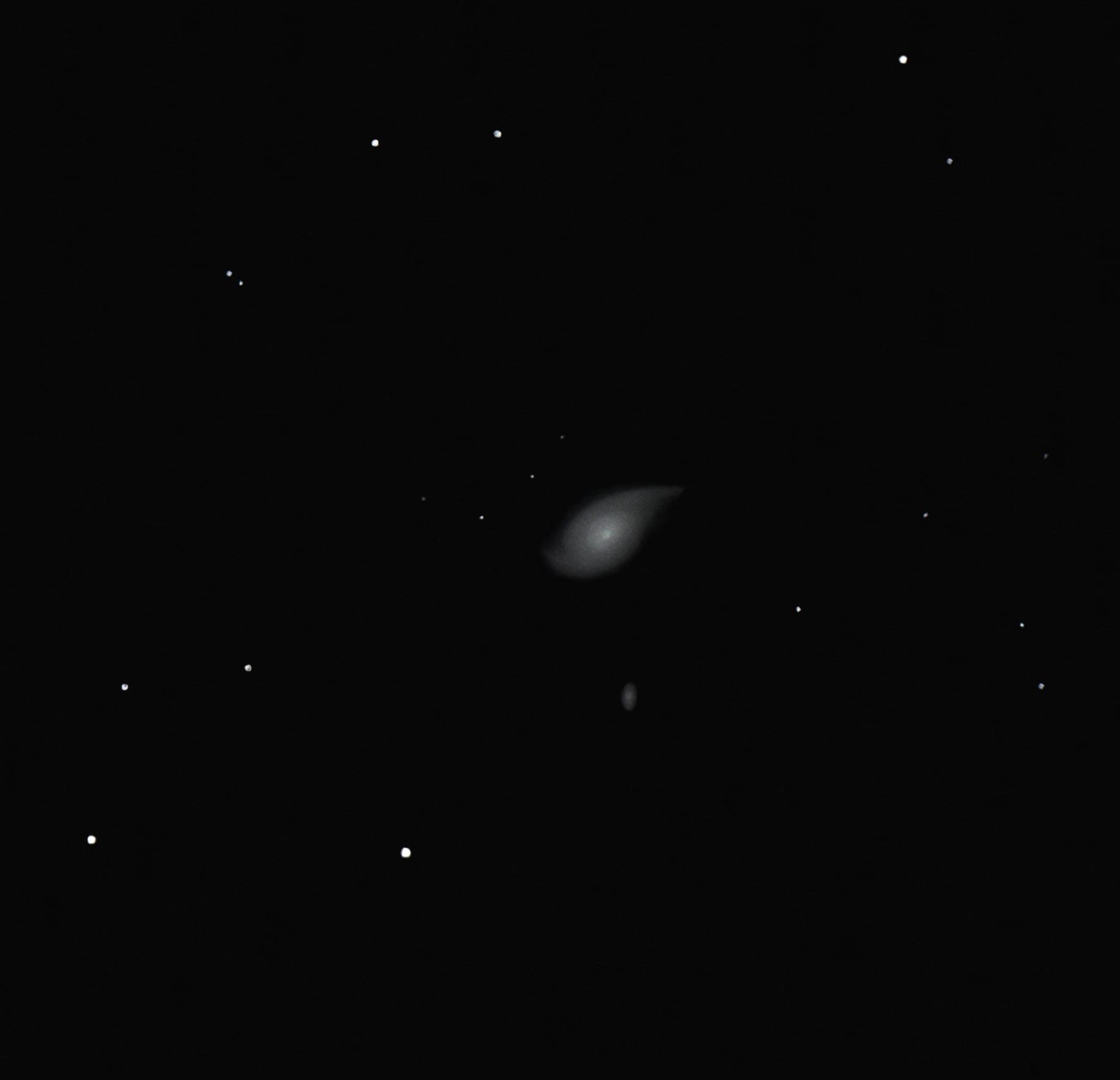 ngc 772 galaxy