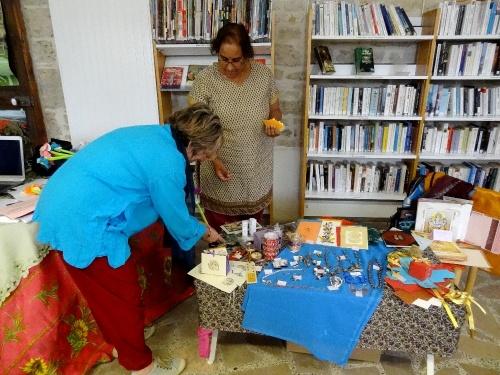 Une exposition sur l'Inde à la Médiathèque de Laignes...