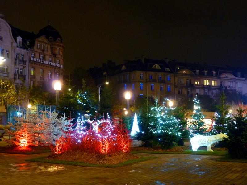 Noel Quartier Gare de Nuit
