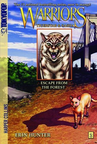 """Tigerstar & Sacha #1 """"Escaper de la forêt"""""""