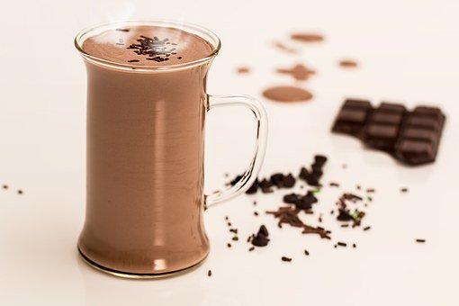 Chocolat Chaud, Boire, Laitiers, Hiver
