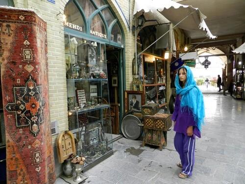 IRAN Esfahan (Ispahan)