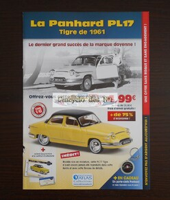 "Collection ""Panhard, un pionnier de l'automobile "" - Test"
