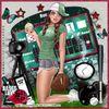 http://liligraph.eklablog.com/baseball-girl-p983342