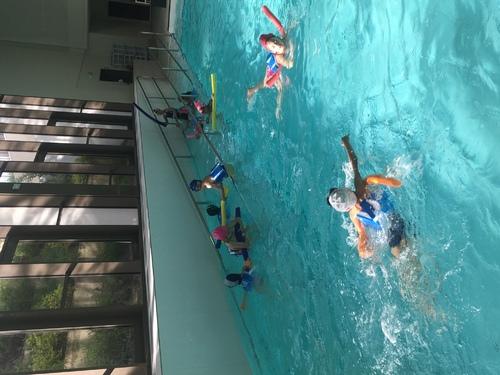 CPa: Jour 100 à la piscine