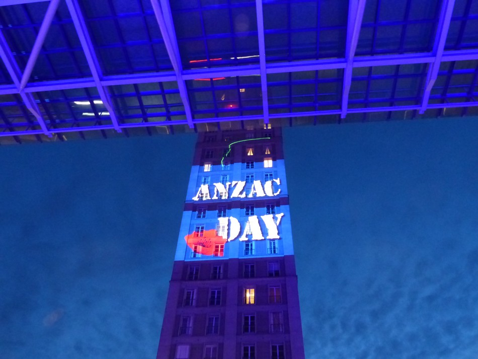 Anzac Day 2017