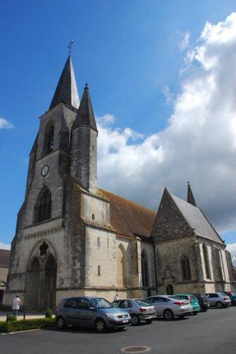 L'église Ste Madeleine
