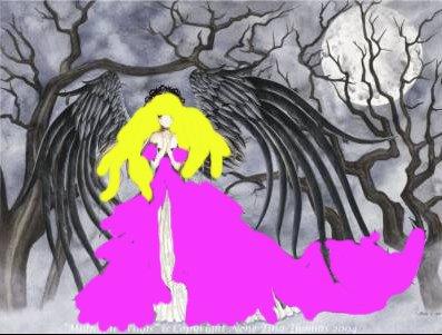 Fille ange ou démon