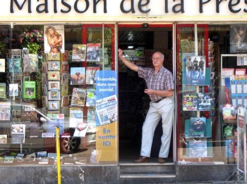 Un hommage à Monsieur Roussel !