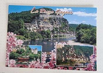 Cartes postales reçues des copines