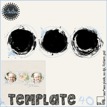 Template 40 par tartine