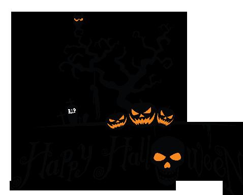 Petits Mots d'Halloween Série 5