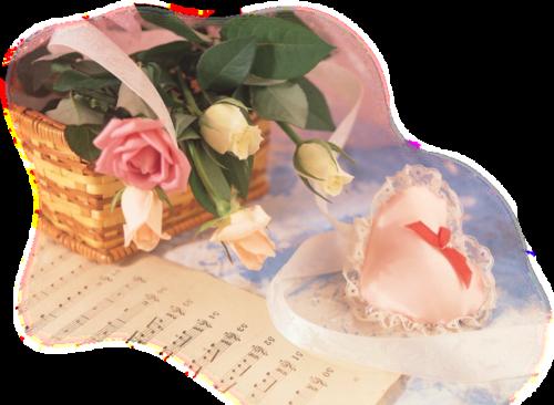 Ornements Saint-Valentin