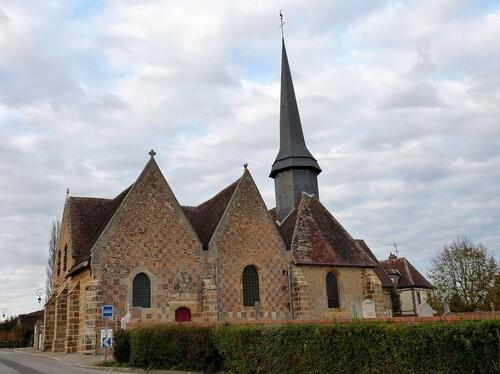 L'Eure - Chéronvilliers