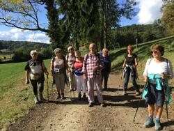 Les chemins d 'Angely lundi 23 septembre 2019