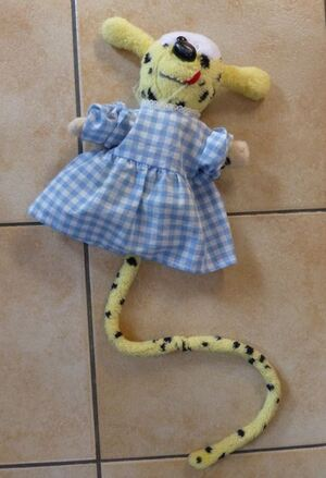 Bibi, la Marsupilamie