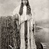 Amie. Kiowa. ca. 1890. Photo by G. A. Addison of Fort Sill, Oklahoma Territory