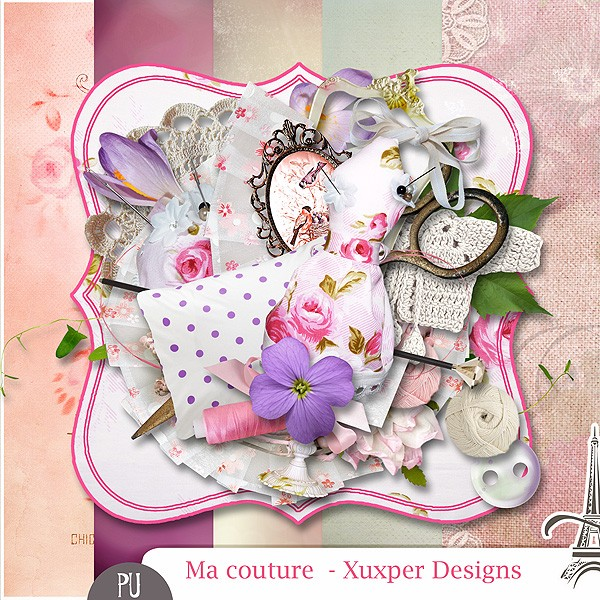 Ma couture by Xuxper Designs
