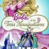 Affiche de Barbie et les Trois Mousquetaires