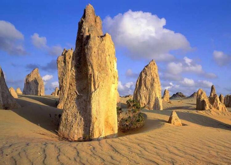 Images du monde : Australie continent désertique