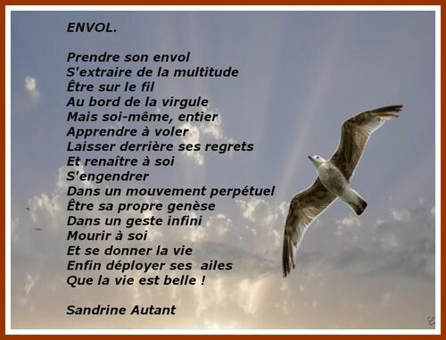 Auteur  : Sandrine AUTANT.