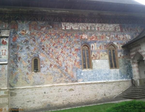 Monastère de Sucevita 6