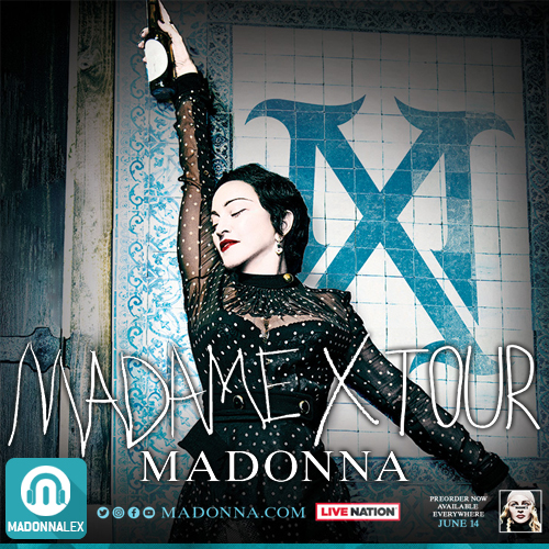 Madame X Tour 2019 Announcement
