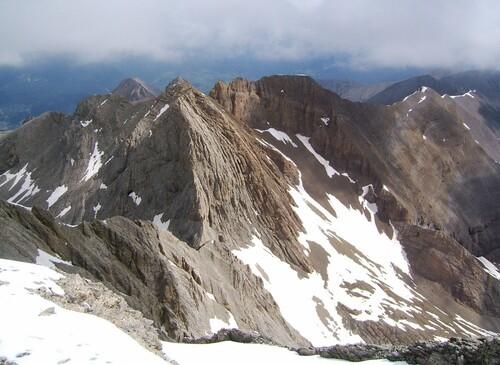 Pico de Espuy depuis le Cotiella