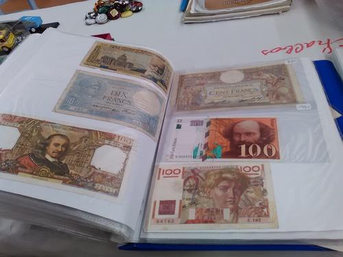 Billets de banque