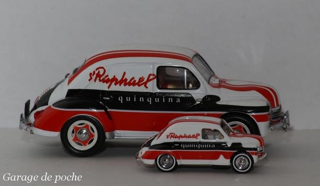 Renault 4cv Saint Raphael