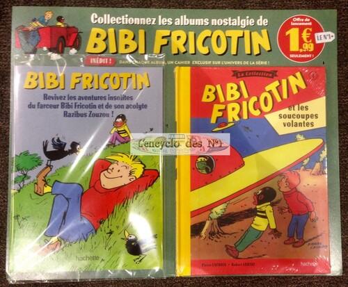 N° 1 BD Bibi Fricotin - Test
