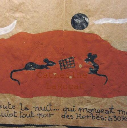 Work in progress: les carnets de Maurice au Cap Nord