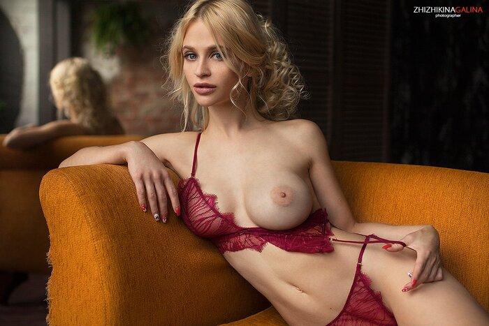 Galina Zhizhikina [Compte vérifié] Fédération de Russie (Moscou)