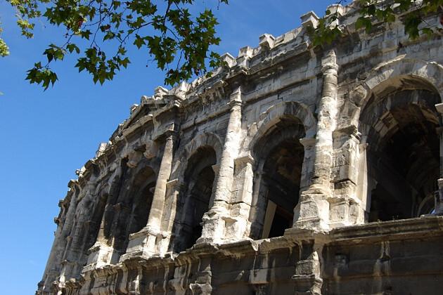 Via Domitia : Nîmes