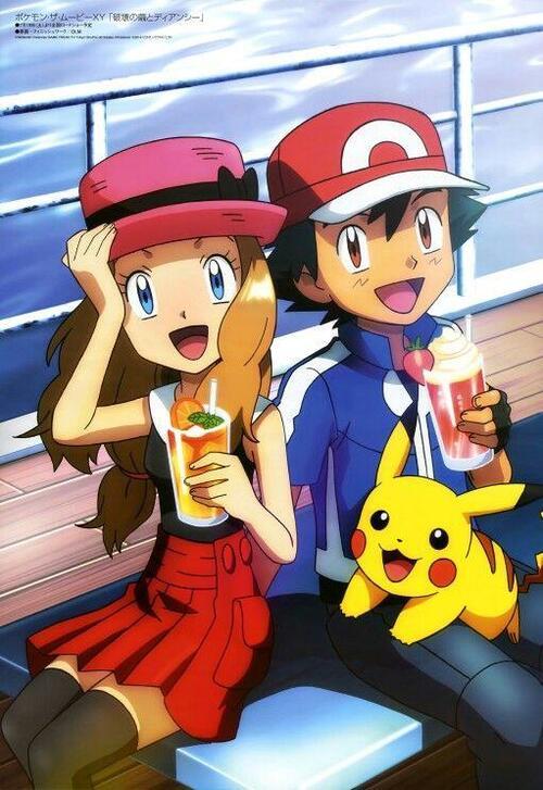 L'AmourShipping [Pokemon XY]