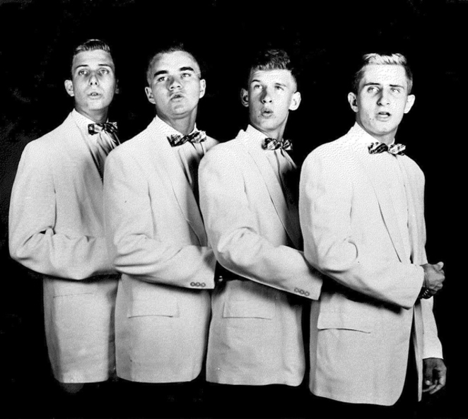 The Teen Tones (1)  aka The Meloaires