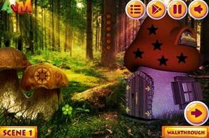 Jouer à AVM Fantasy mushroom forest escape