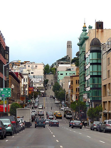 San Francisco Jackson Street