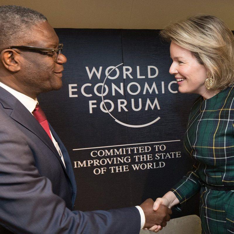 Davos encore