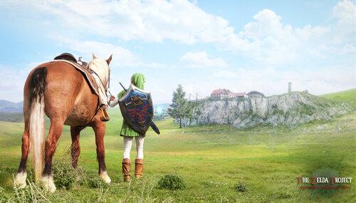 Legend of Zelda - Final Battle : un teaser qui donne du rêve