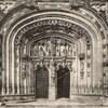 brou église grand portail