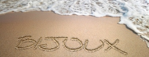 Bijoux bord de mer...