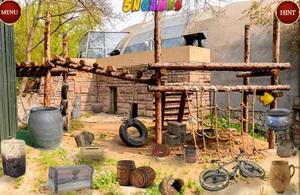Jouer à Escape games - Abandoned farm house