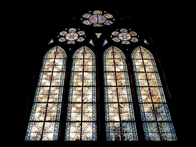 La nuit des cathédrales à Metz 24 Marc de Metz 2012