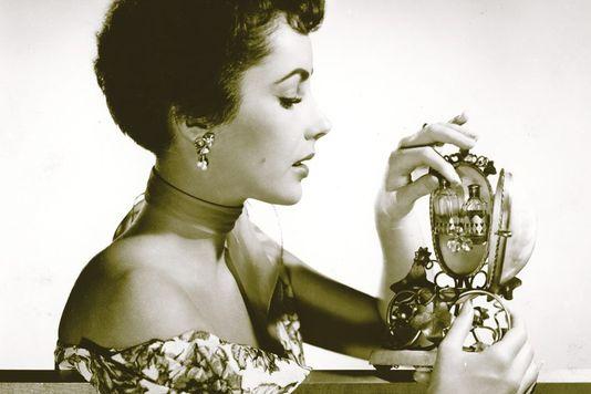 Liz et Faberge
